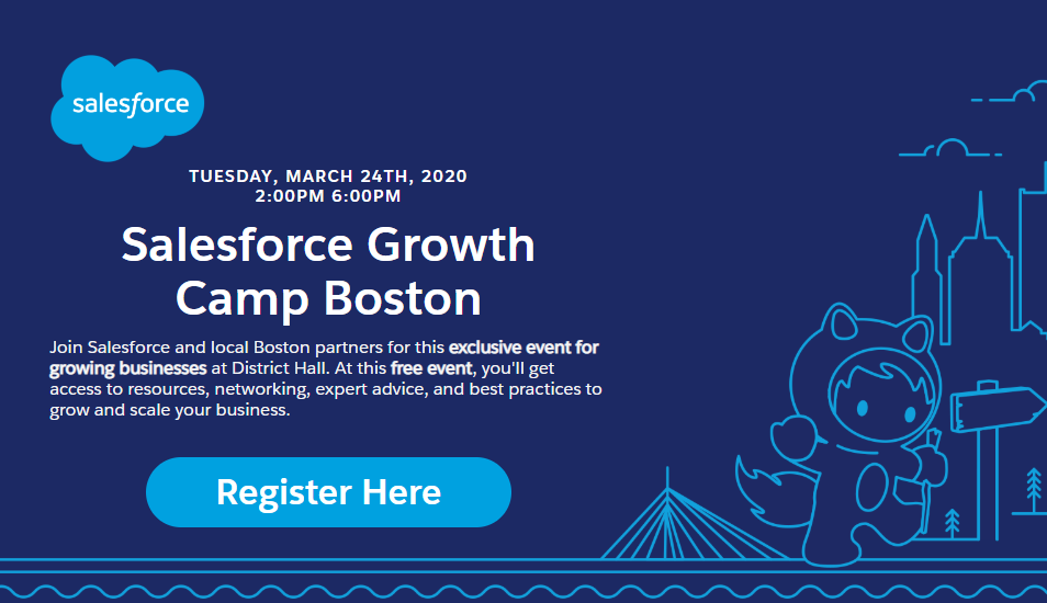 Salesforce Growth Camp Boston